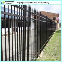 Wrought Iron Ornamental Tubular Fence