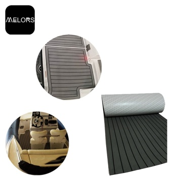 Melors Marine Deck Flooring Faux Teak Decking Mats