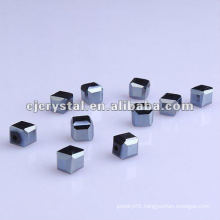 fashion color crystal glass bead
