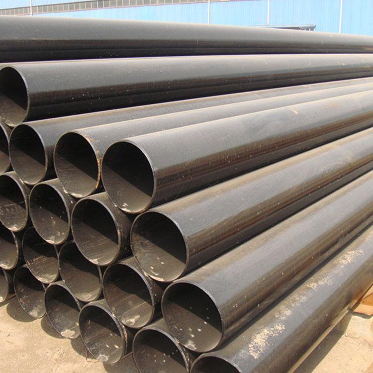 Weld steel pipe