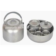 Eco-Friendly Hot Sale Titanium Tee Cup