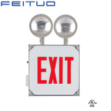 Exit Sign, Emergency Light, Emergency Exit Sign