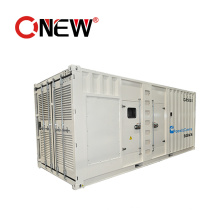 1000kv/1000kVA/800kw 3 Single Phase Power Super Silent Soundproof Enclosure Industrial Diesel Generator/Generating Set Price List