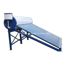 2015 High Quality Assured Compact Non-Pressure Solar Water Heater with Side-Mount Assistant Tank