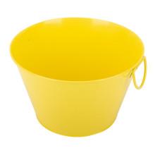 Seau à glace de belle couleur jaune