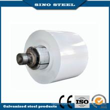 Haut brillant 0,6 mm épaisseur prélaqué bobines d'acier PPGI