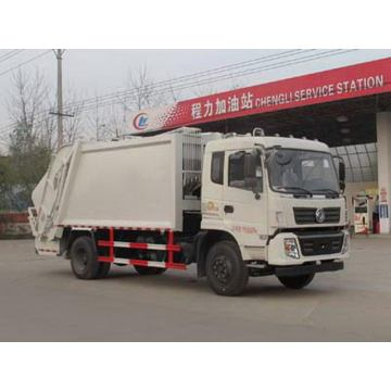 TOP SALE DONG FENG 12CBM Garbage Compactor Truck