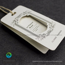 High Quality Paper Hang Tag Printing