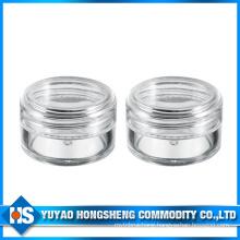 Hs-Pj-005b 20ml Cosmetic Plastic Jar with PP Material
