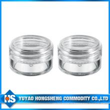 Hs-Pj-005b 20 мл косметическая пластиковая банка с материалом PP