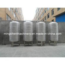 Емкость для хранения сока на 4000 л