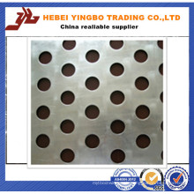 Perforated Tube Round Hole Perforated Metal