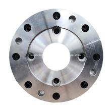 Finish Machining Valve Parts - Gland Plate