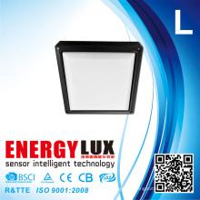 E-L34A Corpo de fundição em alumínio E27 Luz de teto ao ar livre