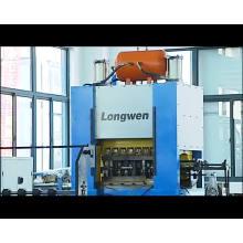 Máquina de fabricação de tampa de alumínio para processo de fabricação de latas de 2 peças