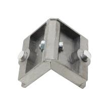 Supports d'angle en aluminium moulé sous pression