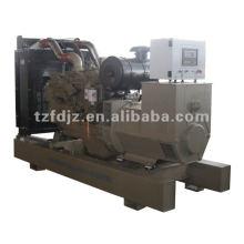 200kw Open Type Diesel Generator Sets with Cummins Engine