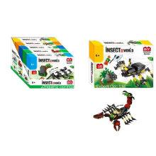 Brinquedo do bloco de construção do boutique para DIY Insect World-Spider