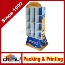 Punto de compra (POP) Pantalla de suelo / mostrador (6101)