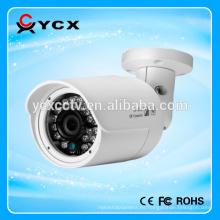 Cámara de la bala AHD de 1MP 720P mini, sistema de la cámara del CCTV