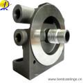 Composants usinés CNC en zinc fabriqués sur mesure