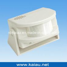 Alarme anti-roubo de sensor de movimento PIR sem fio (KA-SA02)