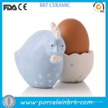 Vivid Chicken Ceramic Wholesale Egg Cups