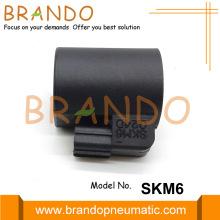 Bobina solenóide hidráulica de guindaste de torre Kobelco SKM6 G24D