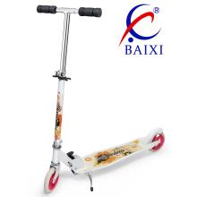 Трюк скутеры с 125мм PU колеса (ВХ-2MBA125)