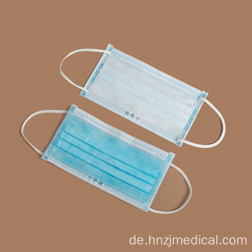 Blue Medical Surgical Einwegmaske