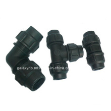 PE Pipe Fittings First-Aid Repair Quick Joint