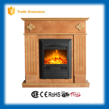 """21"""" classic insert electric fireplace large room heater"""