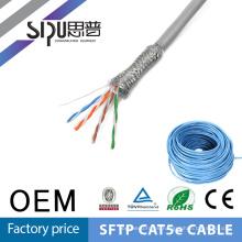 Cable de red de cable de SIPUO alta calidad cat5e stp