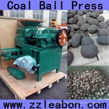 Machine de presse de boule de poudre de charbon / charbon de charbon et de fourneau