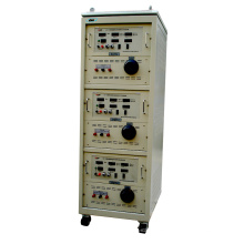 Kondensatorwelligkeitsstrom Dauertest Netzteil