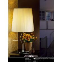 Hot Sale Modern Bedside Table Lamp Decoration (6400-1B)