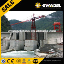 50 tons topkit tower crane SCM brand M900 jib 60m