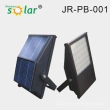 Approuvé de Chine CE rechargeable solaire LED flood innovantes et créatives produits légers (JR-PB001)