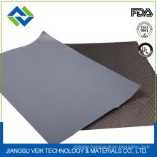 High Temperature Silicone Coated Fiberglass Cloth