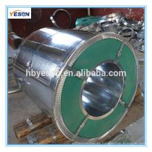 Proveedor de bobinas de acero galvanizado en caliente laminado en frío / fabricante de bobinas de acero
