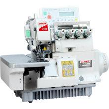 Máquina de costura Industrial de Zuker Pegasus Super alta velocidade Overlock (ZK700D)