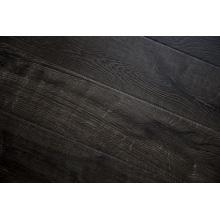 Plancher de bois lamellé-collé HDF à rainures profondes en relief