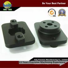 Высокого уровня CNC подвергая механической обработке компонентах камеры с алюминия