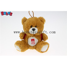 """5.1"""" Promotional Products Teddy Bear Gifts with Printing Logo Backpack Bos1112"""
