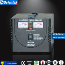 Sortie 220V Stabilisateur de tension AVR Régulateur de tension automatique 1500va