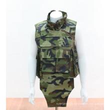 Veste militar da prova da bala de Aramid do portador de placa do exército
