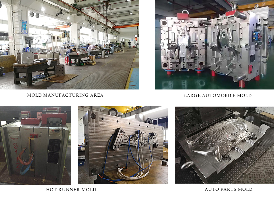 Large Mould Manufacturing