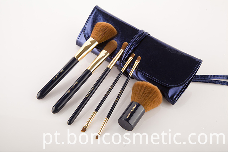 6pcs Foundation Brushes