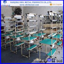 Top beliebtes ISO-zertifiziertes PVC, ABS & PE Plastik beschichtetes Stahlrohr