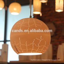 Lighting Chandelier Ceramic Hanging Lamp
